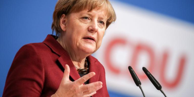 Merkel wint Four Freedoms Award 2016