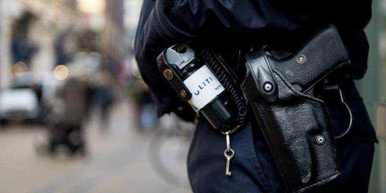Politie schiet bij aanhouding verdachten
