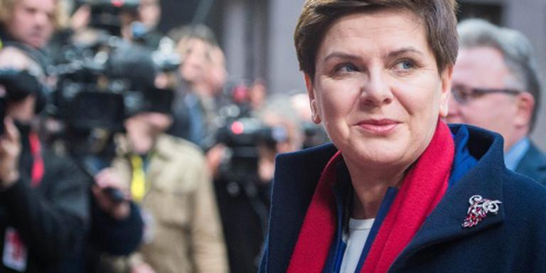 Polen de straat op voor meer democratie