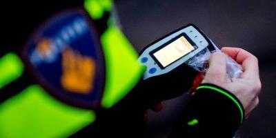 Zeven automobilisten hadden meer gedronken dan toegestaan. Foto: ANP