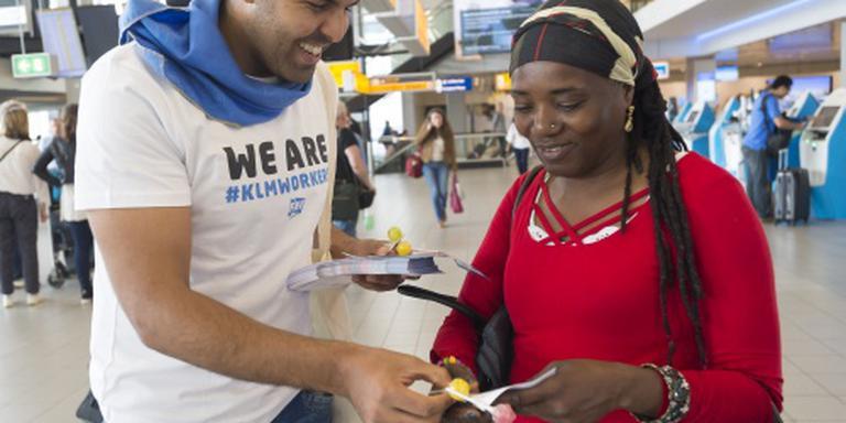 Beroep FNV om acties KLM dient 23 augustus