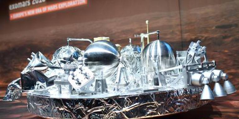 Onduidelijkheid over succes Marslanding