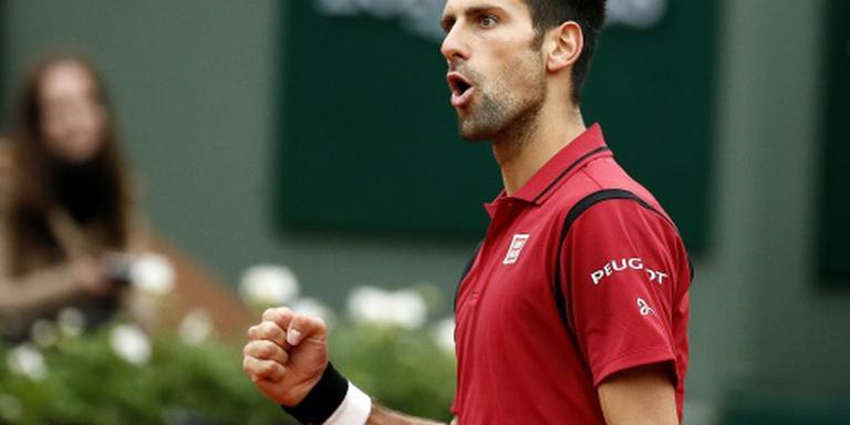 Djokovic voor derde jaar op rij in finale