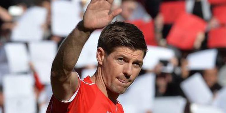 Engelse voetballer Gerrard beëindigt carrière