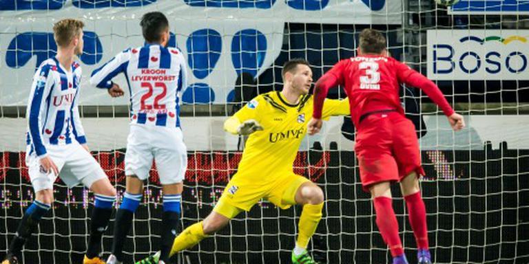 Twente wint in Heerenveen voor Thesker