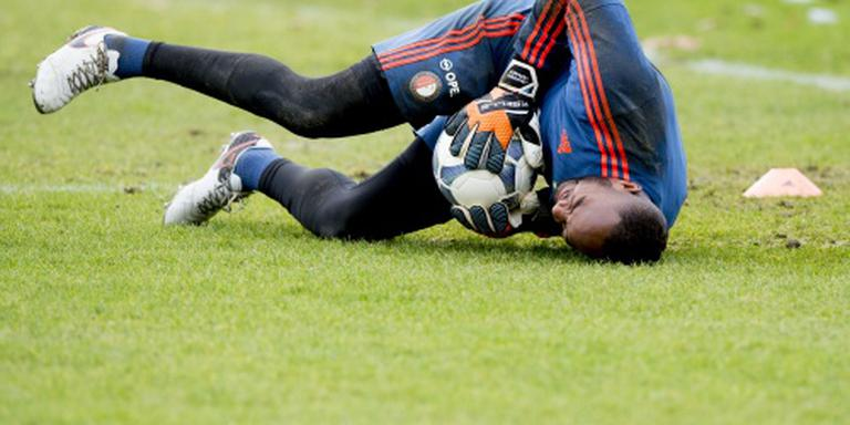 Hahn traint weer bij Feyenoord