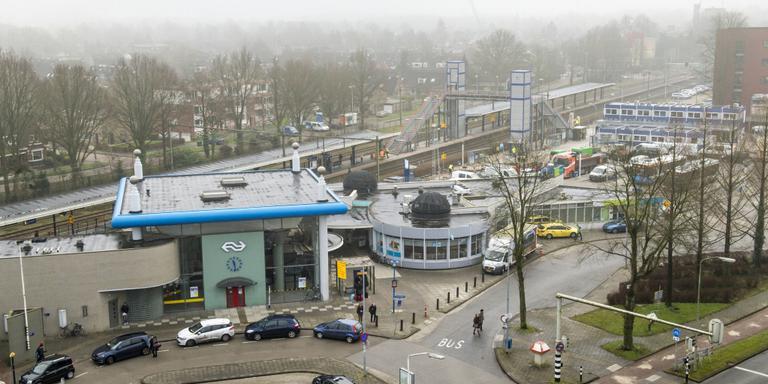 D66 Assen: Vragen onveiligheid bij tijdelijk station