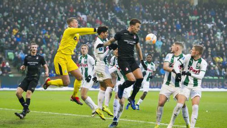 Pedersen helpt Emmen aan winst op Groningen
