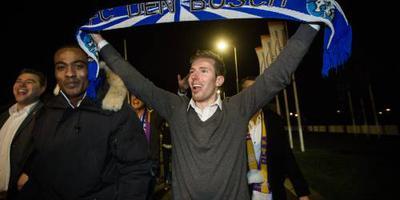 FC Den Bosch blijft leider na zege op TOP Oss