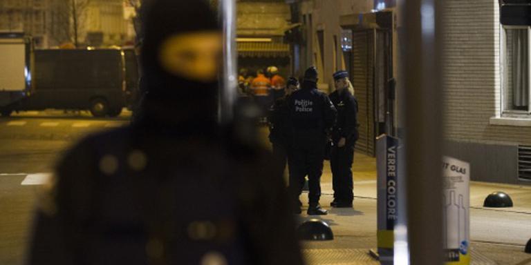 'Derde verdachte aangehouden in Molenbeek'