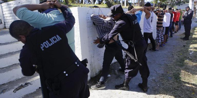 San Salvador moordhoofdstad van de wereld