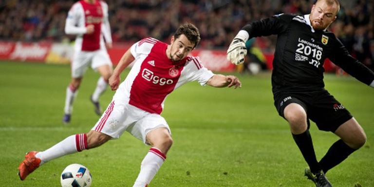 Ajax mist Younes tegen De Graafschap