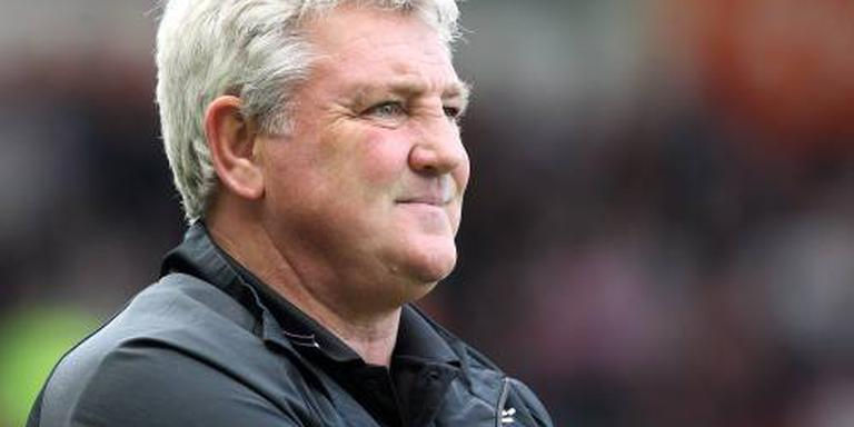 Bruce nieuwe trainer Aston Villa