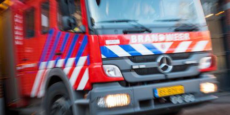 Drie gewonden door brand in studentencomplex