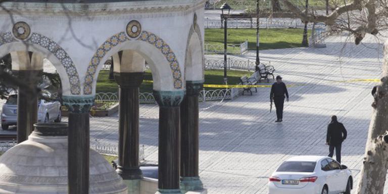 'Syrische zelfmoordterrorist pleegde aanslag'