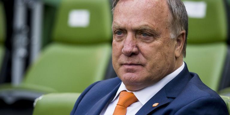 Assistent Advocaat alweer weg bij Oranje