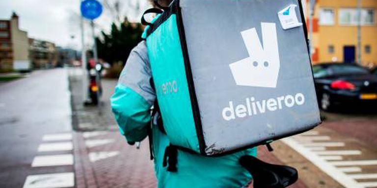 FNV sleept Deliveroo voor de rechter