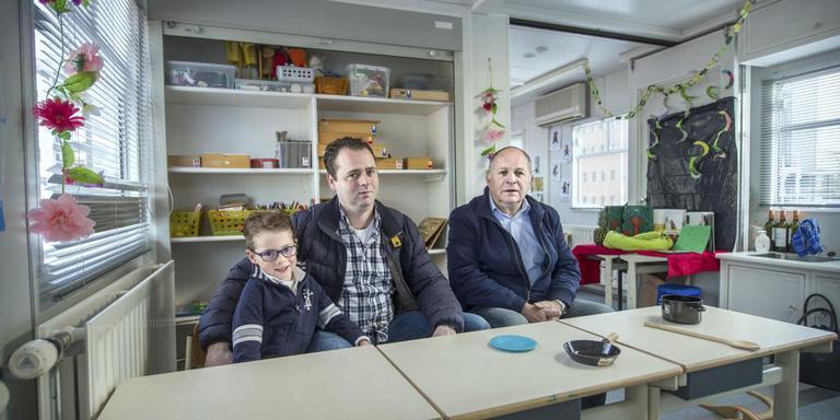 'Je verliest de binding met kinderen op de vaste school'