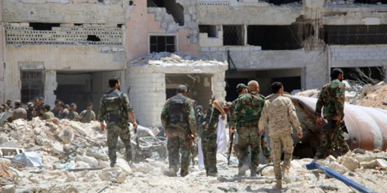 Rusland kondigt gevechtspauzes Aleppo aan