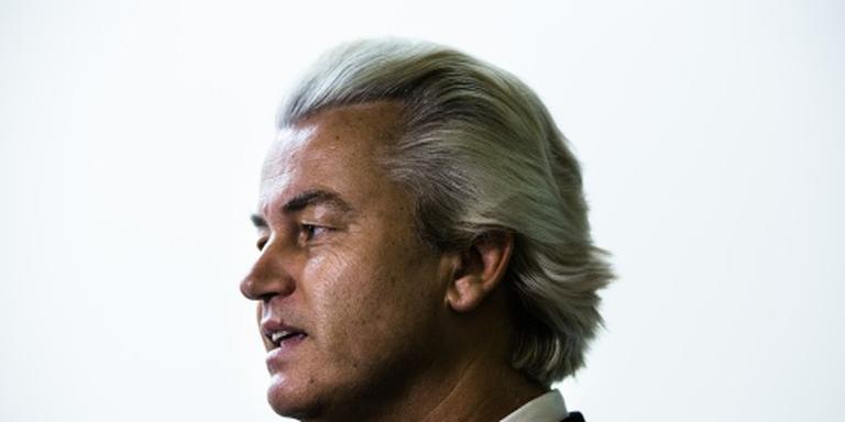 Wilders spreekt in Vlaams Parlement