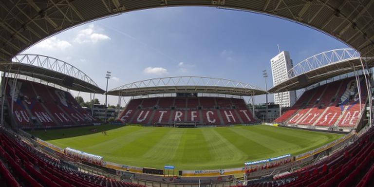 FC Utrecht met Boymans en Hardeveld