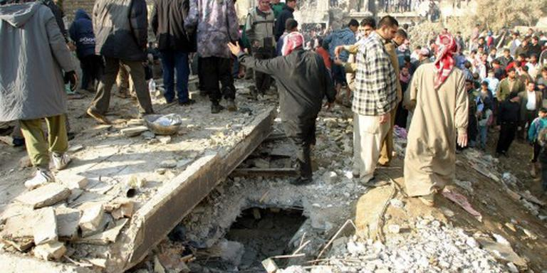 Dodental aanslag Bagdad boven 200