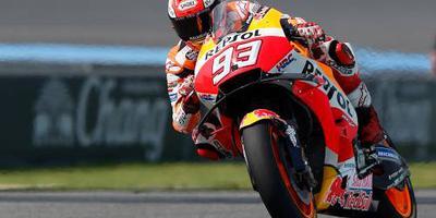 Márquez wil Honda blij maken in Japan