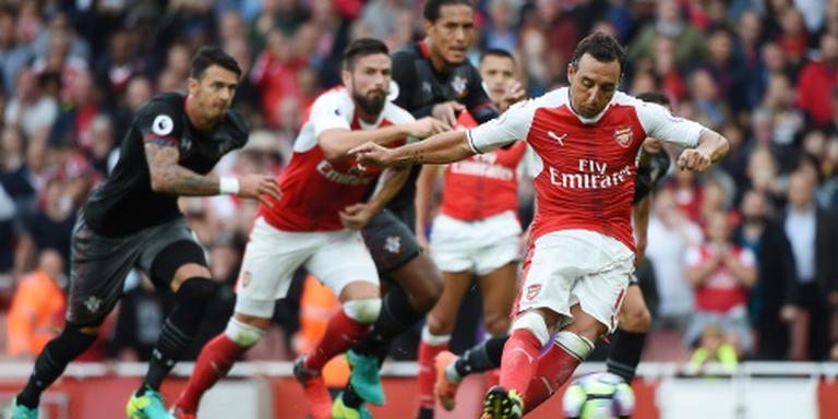 Cazorla hoopt op aanbieding Arsenal