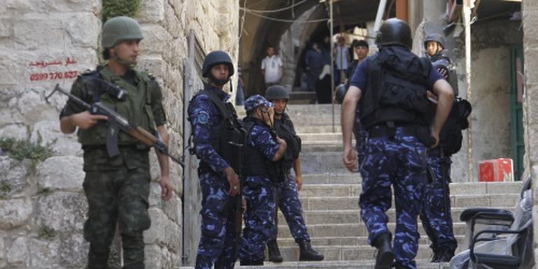 Protesten op Westoever na dood arrestant