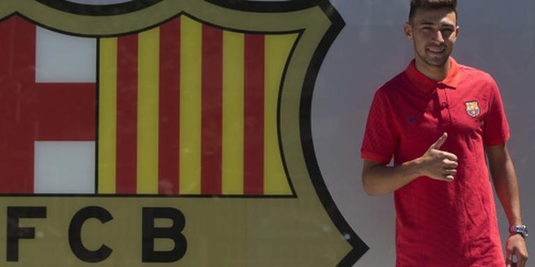 Spaans duo verlengt bij FC Barcelona