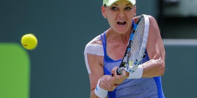 Radwanska weer tweede op wereldranglijst