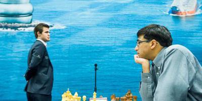 Carlsen en Giri treffen elkaar weer