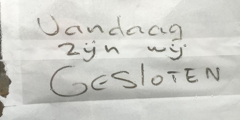 Drugspand annex viswinkel Zuidwolde half jaar dicht