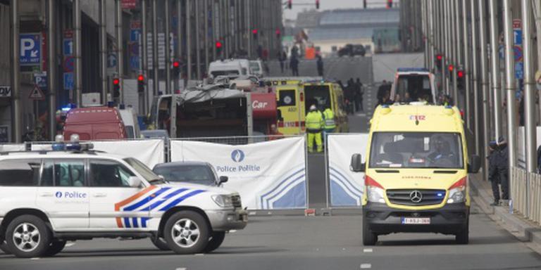 Dodental aanslagen Brussel loopt op