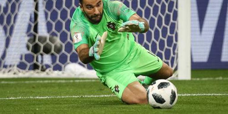 Sporting verlangt transfersom voor doelman