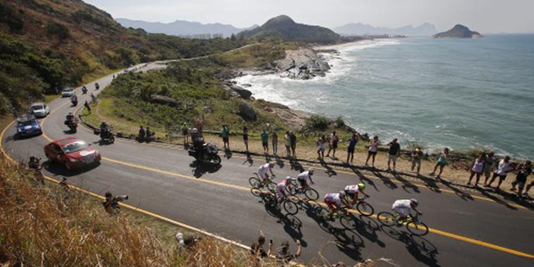 UCI verdedigt veiligheid olympisch parcours