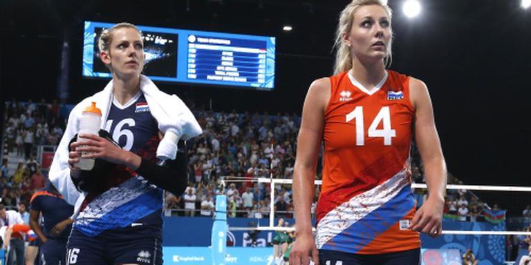 Volleybalsters kunnen revanche nemen voor EK