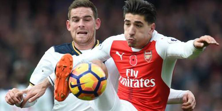 Arsenal een maand zonder Bellerin