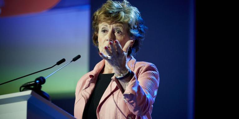 EU-commissie dient Neelie Kroes van repliek
