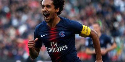 Paris SG blijft winnen in Franse competitie