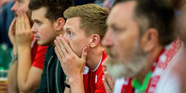 Wales laat Servië in slotfase ontsnappen