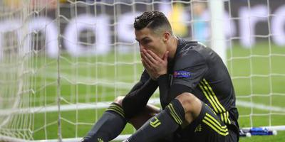 Ronaldo: ik vijf, Atlético Madrid nul
