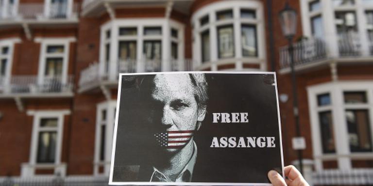 Assange verlaat ambassade Ecuador mogelijk