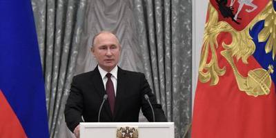 Poetin wil meer landen bij ontwapeningsverdrag