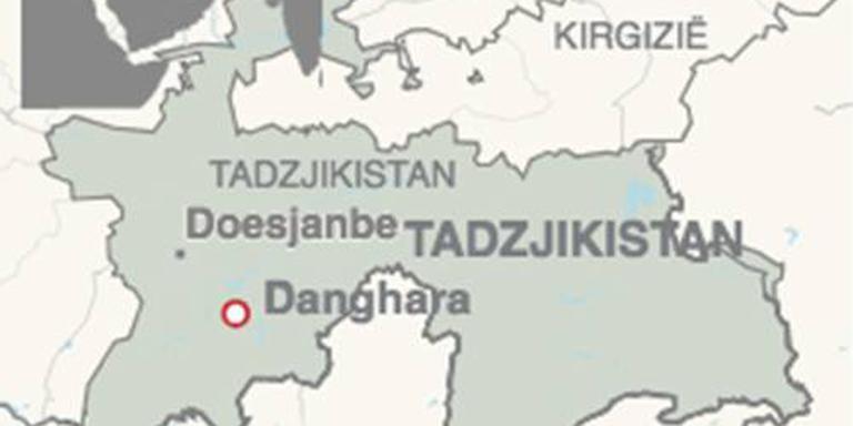Man (56) komt om bij aanrijding Tadzjikistan