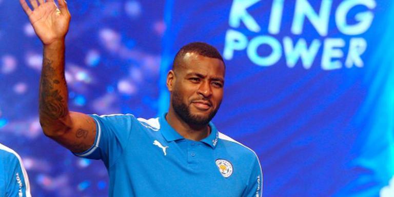 Aanvoerder Morgan langer bij Leicester City