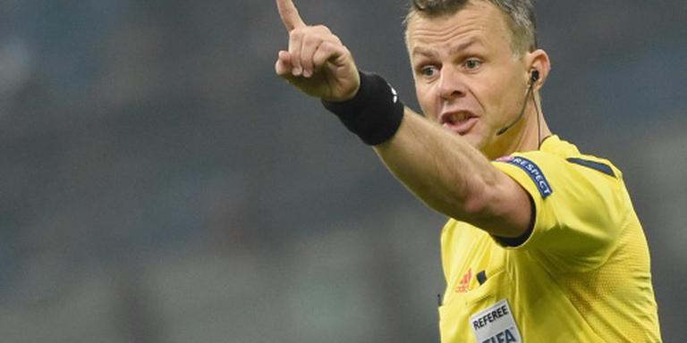 Kuipers en Nijhuis fluiten in Europa League