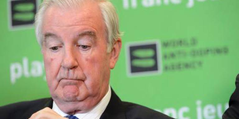 Reedie herkozen als voorzitter WADA