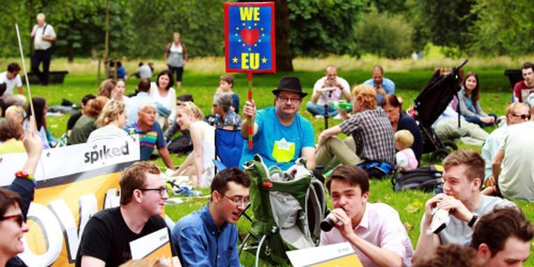 Brits parlement praat over EU-petitie