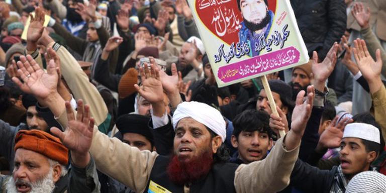 Executie Pakistaan die gouverneur doodschoot